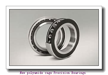 55 mm x 90 mm x 18 mm  NSK 55BER10S  New polyamide cage Precision Bearings