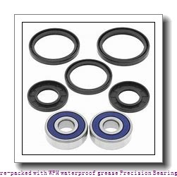 40 mm x 68 mm x 18 mm  NSK 40BER20XV1V Pre-packed with WPH waterproof grease Precision Bearings