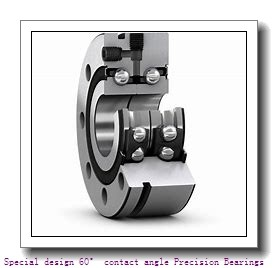 BARDEN C1802HE Special design 60° contact angle Precision Bearings