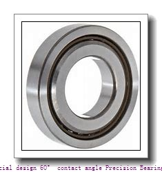 80 mm x 110 mm x 16 mm  NSK 80BER19XE Special design 60° contact angle Precision Bearings