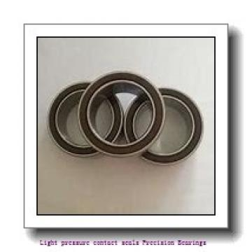 55 mm x 80 mm x 13 mm  SKF 71911 ACE/HCP4A Light pressure contact seals Precision Bearings