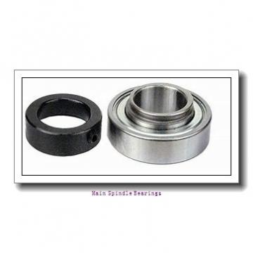170 mm x 260 mm x 40,5 mm  NSK 170BTR10S Main Spindle Bearings