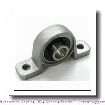 NTN 【30˚】HTA9A Miniature Series, BSA Series for Ball Screw Support