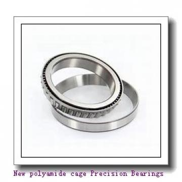 6 mm x 19 mm x 6 mm  NSK 726A New polyamide cage Precision Bearings
