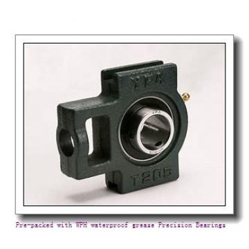 70 mm x 110 mm x 24 mm  SKF BTW 70 CTN9/SP Pre-packed with WPH waterproof grease Precision Bearings