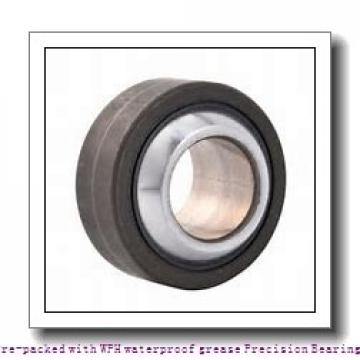 FAG 7602110TVP Pre-packed with WPH waterproof grease Precision Bearings