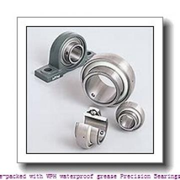 40 mm x 68 mm x 21 mm  NACHI NN3008 Pre-packed with WPH waterproof grease Precision Bearings