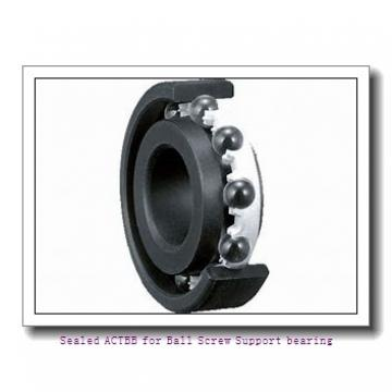 """BARDEN """"1808HE"""" Sealed ACTBB for Ball Screw Support bearing"""