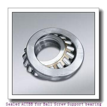 BARDEN XCZSB1906E Sealed ACTBB for Ball Screw Support bearing