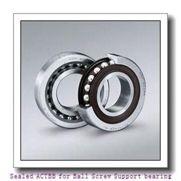 100 mm x 150 mm x 24 mm  SKF 7020 ACB/HCP4A Sealed ACTBB for Ball Screw Support bearing