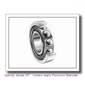 BARDEN BSB2047DUH Special design 60° contact angle Precision Bearings