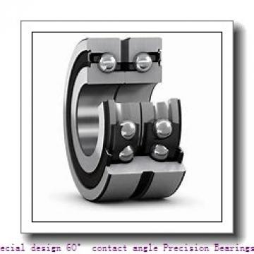 95 mm x 120 mm x 13 mm  SKF 71819 ACD/HCP4 Special design 60° contact angle Precision Bearings