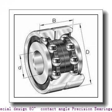 NSK 7209A Special design 60° contact angle Precision Bearings