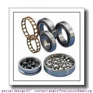 BARDEN ZSB10M6E Special design 60° contact angle Precision Bearings