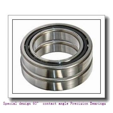85 mm x 120 mm x 18 mm  SKF 71917 CB/P4A Special design 60° contact angle Precision Bearings