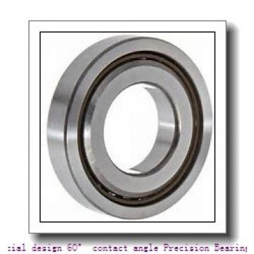 BARDEN N1034K.M1.SP Special design 60° contact angle Precision Bearings