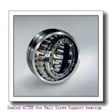 """BARDEN """"XC7009C.T.P4S"""" Sealed ACTBB for Ball Screw Support bearing"""