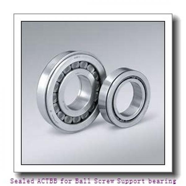 NTN 5S-2LA-HSFL013AD Sealed ACTBB for Ball Screw Support bearing #1 image